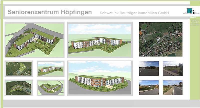 Layoutplan Hoepfingen